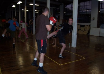 Savate Rank Exams
