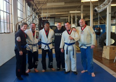 In-House Blue Belt Tournament