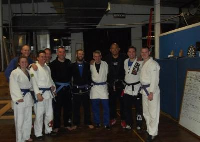 2012 Blue Belt Exams