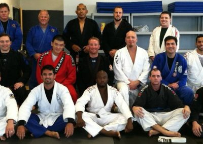Training BJJ in Naples, Florida