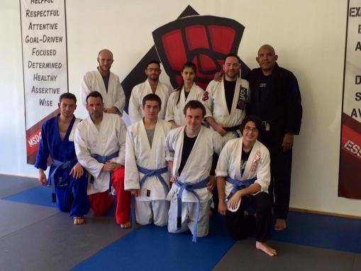 New Blue Belts in 2014