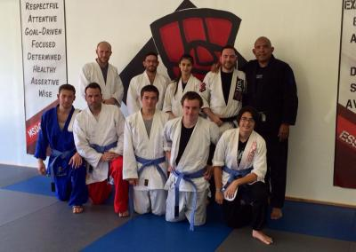 New Blue Belts in 2014