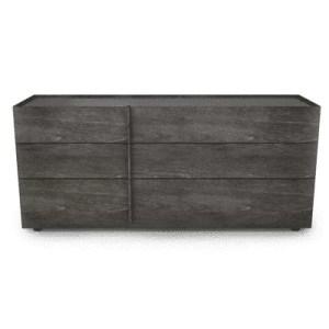 bedroom plank dresser