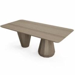 dining room memento rectangular table