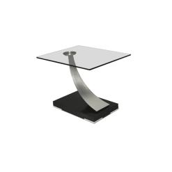 living room tangent side table