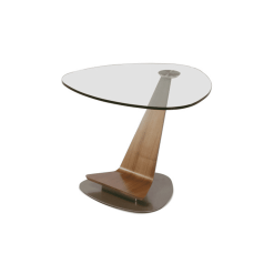 living room triplex side table