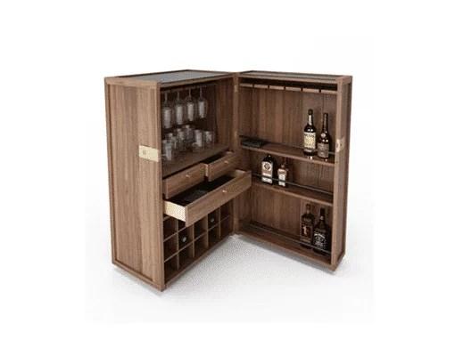 servers ray bar cabinet
