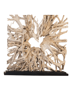 accessories teak sculpture 92 inch
