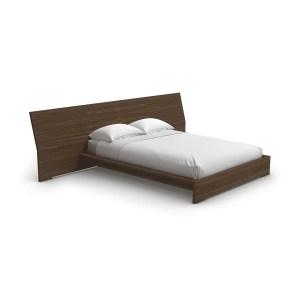 bedroom sonoma wide headboard