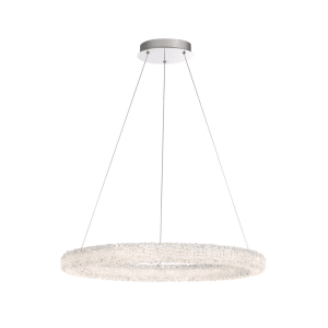 lighting sassi 27-inch round chandelier