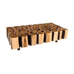 living room boscage rectangular table