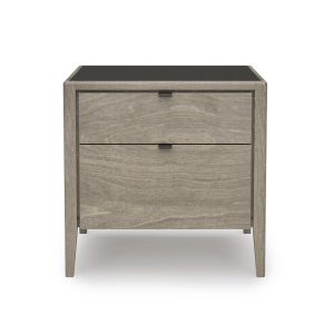 bedroom edmond 2-drawer nightstand