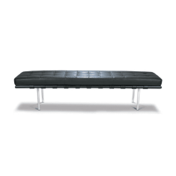 living room barcelona bench