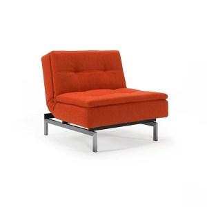 living room dublexo stainless steel chair