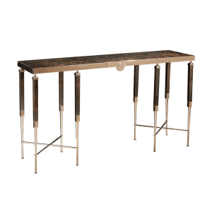 living room sienna console table