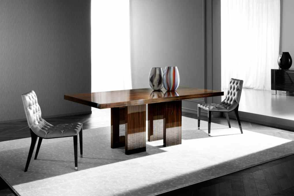 contemporary dining table MSF
