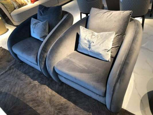 high-end accent chairs Toronto