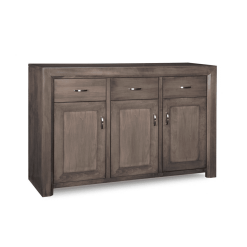 dining room contempo 3 drawers