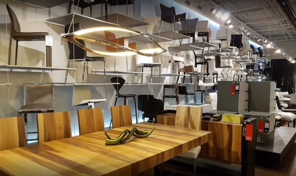 modern furniture store toronto