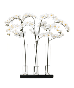 accessories everdeen white botanical
