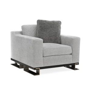 edge accent chair
