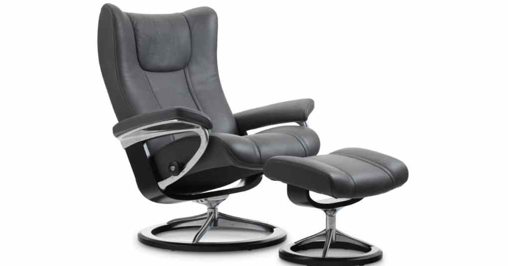 stressless wing recliner