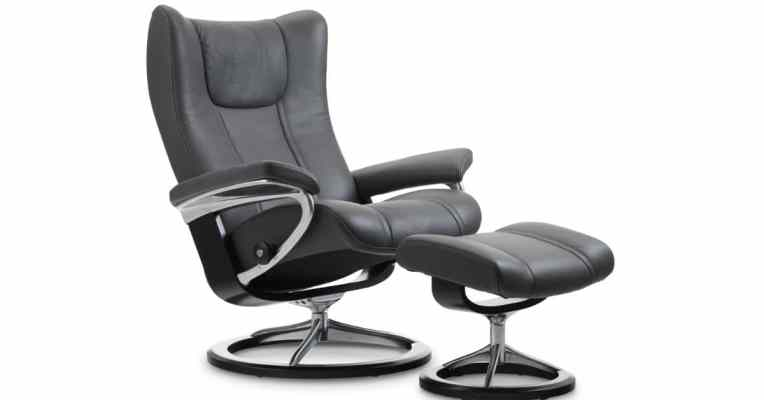stressless wing recliner
