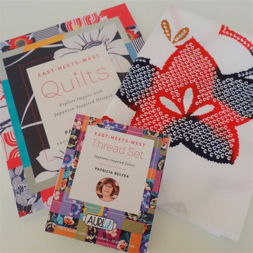 east meets west quilts review