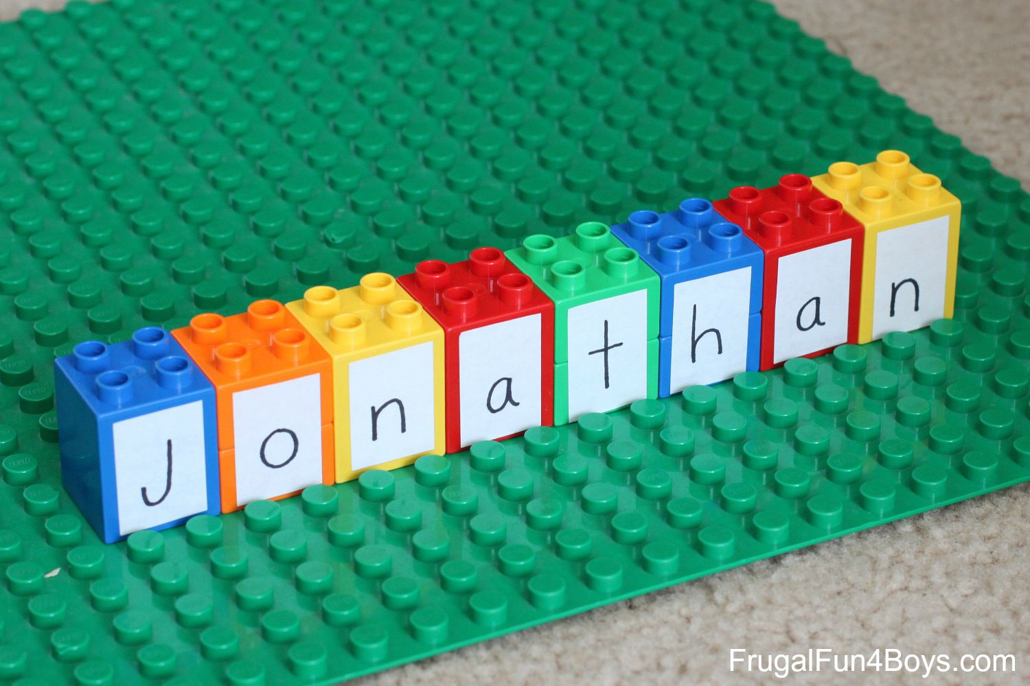 5 Ways Preschoolers Can Learn With Lego