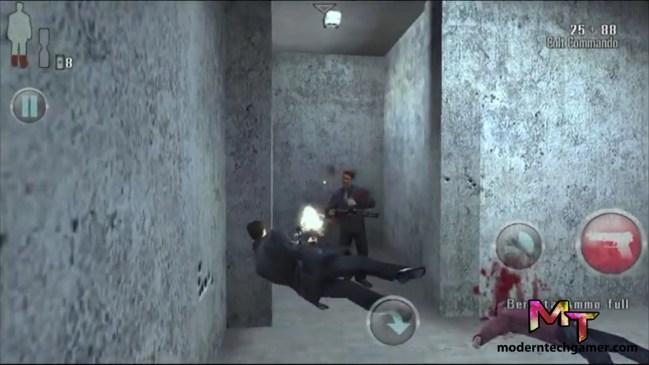 %max payne gameplay screen shot