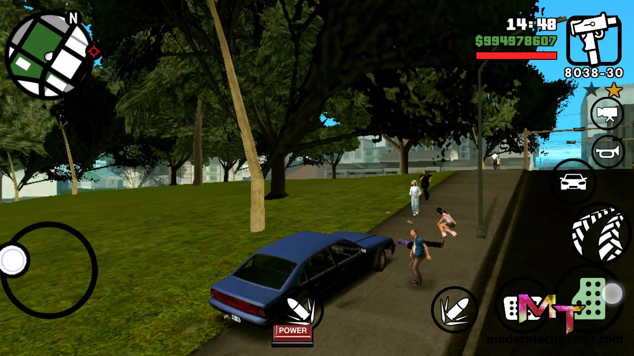 Gta San Andreas Mega Mod Apk Download Free GTA San Andreas