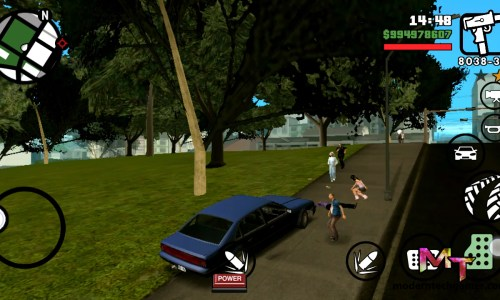 gta san andreas screen shot 3