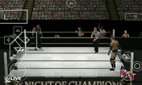 WWE 2K16 Apk Gameplay 3