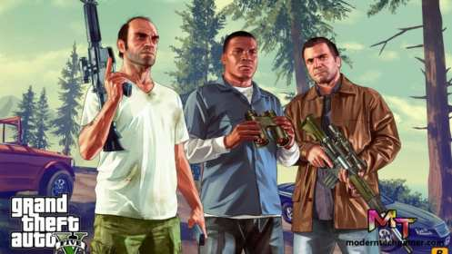 GTA 5 Apk + Data Free Download For Android [Full Version]
