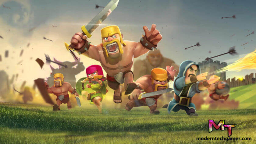 Clash of Clans Mod Apk + Apk 10.322.27 (Unlimited Troops/Gems) Download