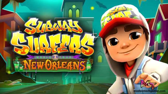 Download Subway Surfers Mod Apk v1.96.0 [Unlimited Coins/Key]