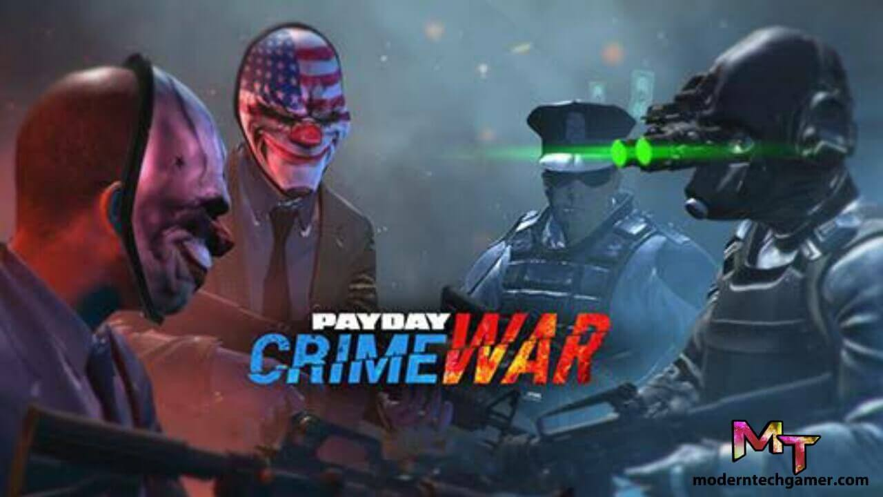 PAYDAY: Crime War Apk Download For Android