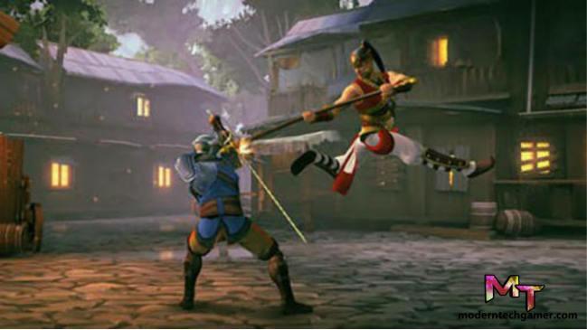 shadow fight mod apk gameplay 2