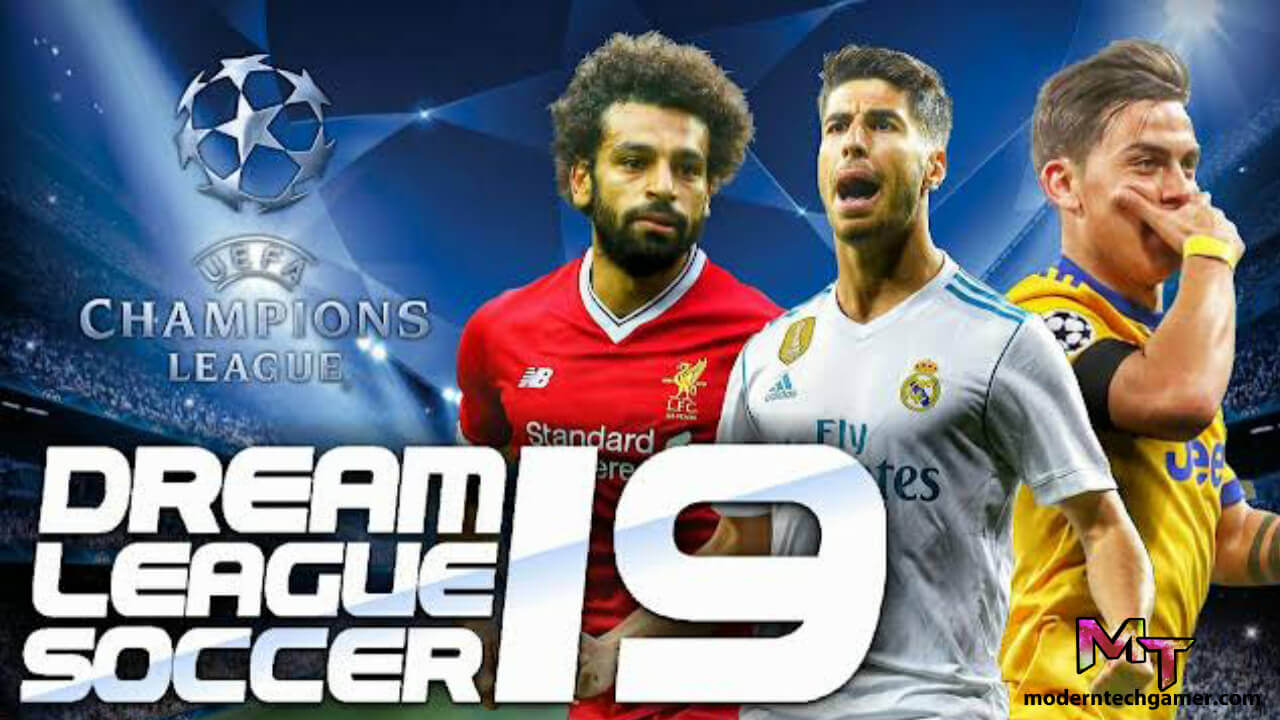 Dream League Soccer 2019 Mod Apk + OBB Data For Android