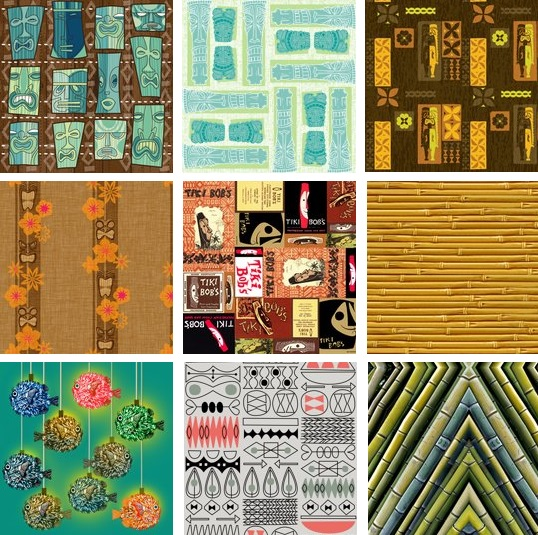 10 Amazing Tiki Wallpaper Designs