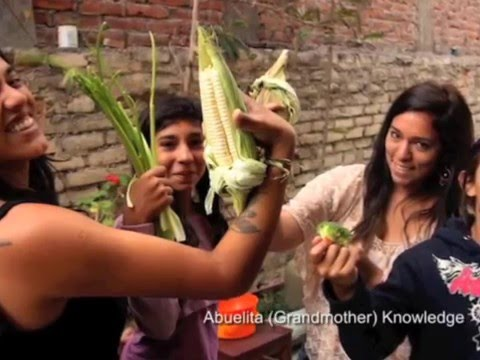 Green feminism and organic diversity
