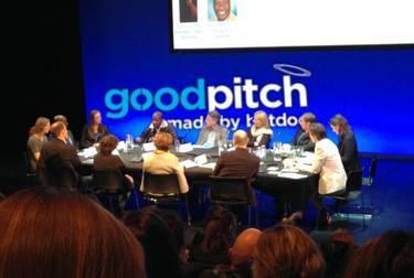 GOODPITCH: Where NGO meets documentary