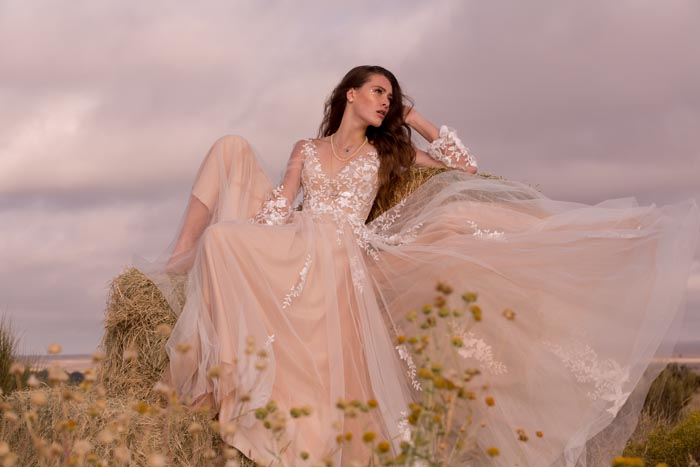 La Luna New Collection Of Wedding Dresses From Willowby