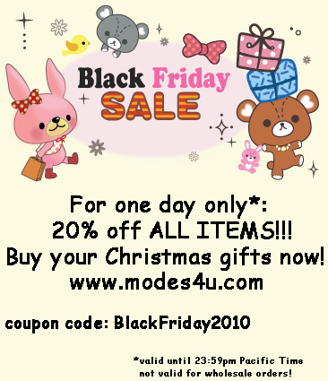 HUGE Black Friday SALE