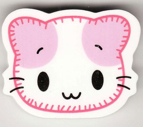 Kawaii Kitty Eraser