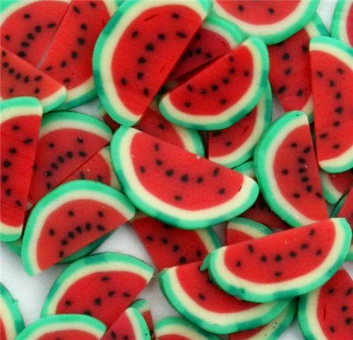 watermelon clay
