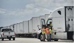 FTR's Trucking Conditions Index sees significant gain