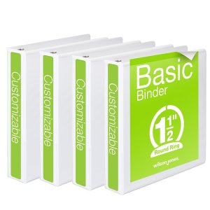 Binders for Foster Care Kids