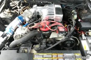 1994 Ford Mustang SVT Cobra MSD Distributor Cap Rotor