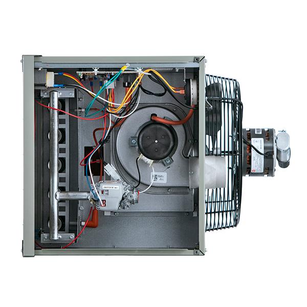 hot dawg™ garage heater  modine hvac
